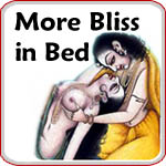 You can have More Bliss in Bed!