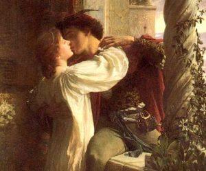 Dicksee Romeo & Juliet