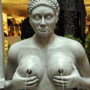 Breast Fountain Italy FI