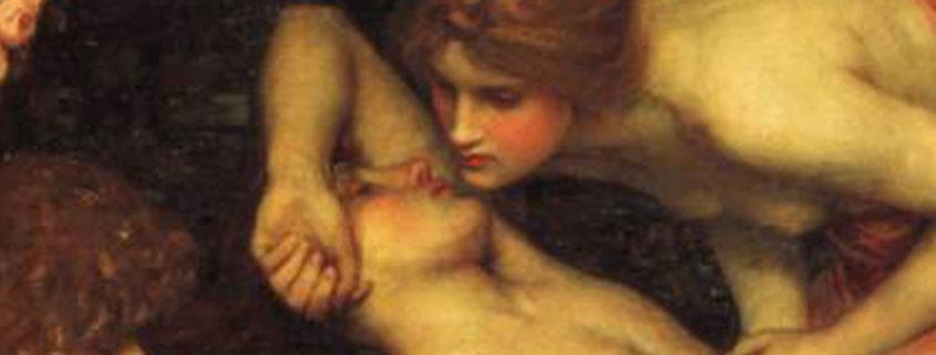 Awakening of Adonis John William Waterhouse WPFI_V4