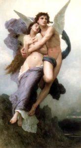 Eros-Psyche Bouguereau