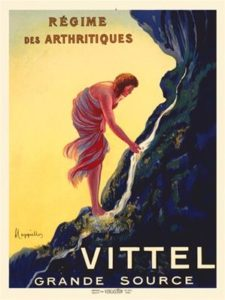 cappiello-vittel-regime-1911-france-woman-waterfall-trickle
