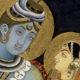 Siva and Parvati
