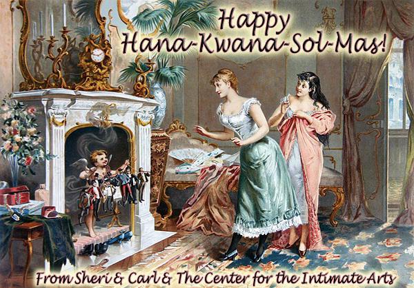 Happy Hana-Kwana-Sol-Mas!
